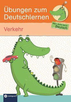 Übungen zum Deutschlernen (Wortschatz) – Verkehr von Wegner,  Dr. Wolfgang