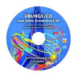 Übungs-CD zum Ulmer Sonderdruck 30