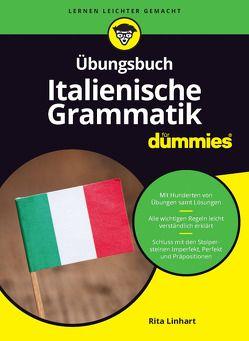 Übungsbuch Italienische Grammatik für Dummies von Linhart,  Rita
