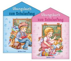"""Übungsbücher """"Schulanfang"""""""