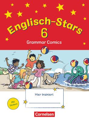 Englisch-Stars – Allgemeine Ausgabe – 6. Schuljahr von Hine,  Elizabeth