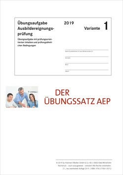 Übungssätze AEP von Gress,  Bernhard, Semper,  Dr. Lothar