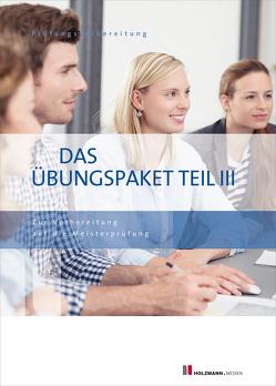 Das Übungspaket Teil III von Gress,  Bernhard, Semper,  Dr. Lothar