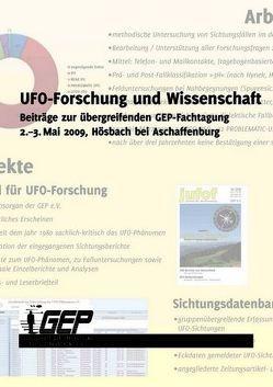 UFO-Forschung und Wissenschaft von Ammon,  Danny, Jüdt,  Ingbert, Mayer,  Gerhard, Schmied-Knittel,  Ina