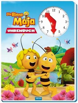 "Uhrenbuch ""Die Biene Maja"""
