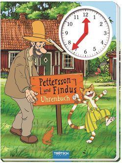 """Uhrenbuch """"Pettersson und Findus"""""""