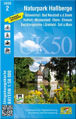 UK50-2 Naturpark Haßberge