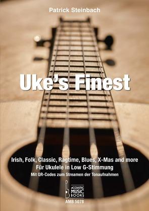 Uke's Finest von Steinbach,  Patrick