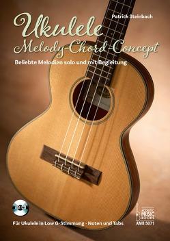 Ukulele Melody-Chord-Concept von Steinbach,  Patrick
