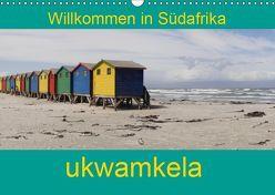 ukwamkela – Willkommen in Südafrika (Wandkalender 2019 DIN A3 quer) von Iffert,  Sandro