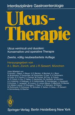 Ulcus-Therapie von Blum,  A.L., Siewert,  J.R.