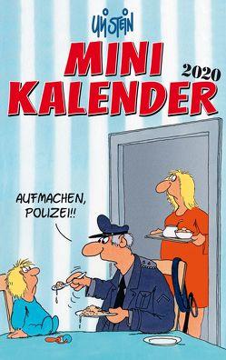 Uli Stein Mini Kalender 2020 VE 5 von Stein,  Uli