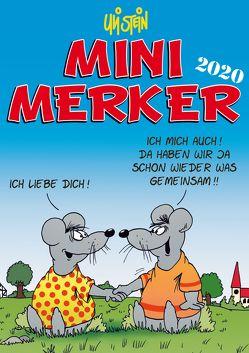 Uli Stein Mini Merker 2020 VE 5 von Stein,  Uli