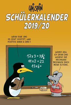 Uli Stein Schülerkalender 2019/2020 Spiralbindung von Stein,  Uli