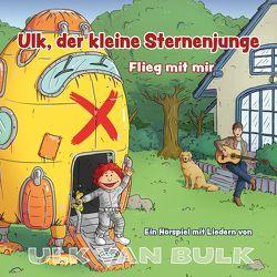ULK VAN BULK – Ulk, der kleine Sternenjunge von Dekarski,  Ivonne, Dietrich,  Paul, Little Elk,  Samia, Witte,  Clara