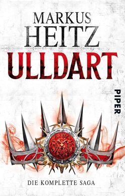Ulldart – Die dunkle Zeit von Heitz,  Markus