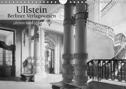 Ullstein – Berliner Verlagswesen (Wandkalender 2018 DIN A4 quer) von bild Axel Springer Syndication GmbH,  ullstein