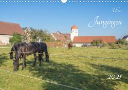 Ulm – Jungingen (Wandkalender 2021 DIN A3 quer) von Rohwer,  Klaus