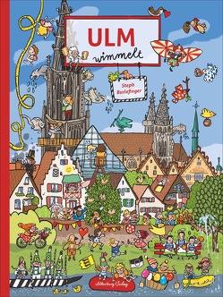Ulm wimmelt von Burlefinger,  Steph