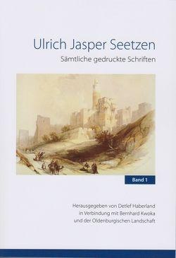 Ulrich Jasper Seetzen von Haberland,  Detlef, Kwoka,  Bernhard