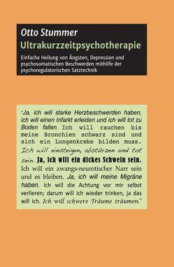 Ultrakurzzeitpsychotherapie von Stummer,  Otto