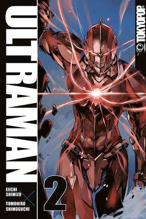 Ultraman 02 von Shimizu,  Eiichi, Shimoguchi,  Tomohiro