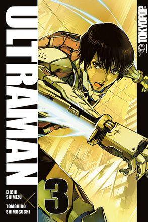 Ultraman 03 von Shimizu,  Eiichi, Shimoguchi,  Tomohiro