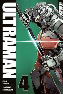 Ultraman 04 von Shimizu,  Eiichi, Shimoguchi,  Tomohiro