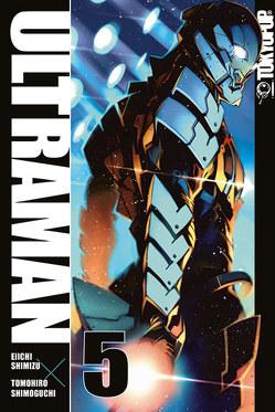 Ultraman 05 von Shimizu,  Eiichi, Shimoguchi,  Tomohiro