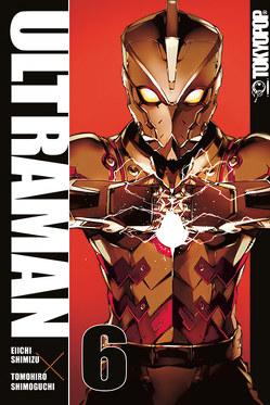 Ultraman 06 von Shimizu,  Eiichi, Shimoguchi,  Tomohiro