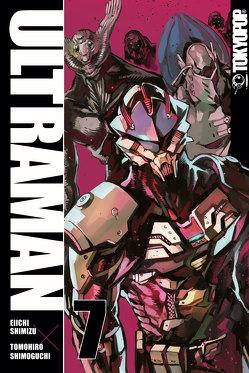Ultraman 07 von Shimizu,  Eiichi, Shimoguchi,  Tomohiro