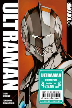 Ultraman Starter Pack von Shimizu,  E., Shimoguchi,  T.