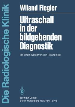 Ultraschall in der bildgebenden Diagnostik von Felix,  R., Fiegler,  W.