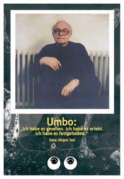 """Umbo: """"Ich habe es gesehen"""" von Tast,  Hans-Jürgen"""