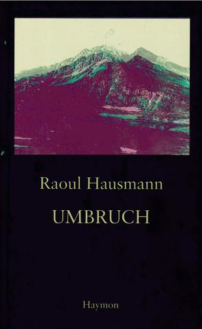 Umbruch von Hausmann,  Raoul