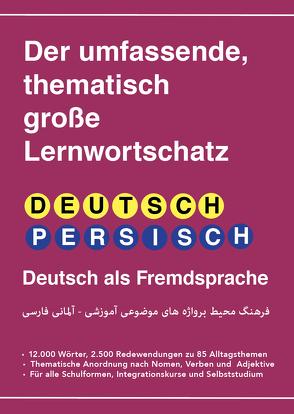 Umfassender thematischer Großlernwortschatz – Deutsch-Persisch