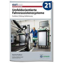 Umfeldorientierte Fahrerassistenzsysteme von Manfred,  Rudhart