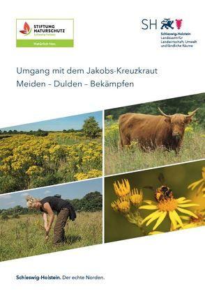 Umgang mit dem Jakobs-Kreuzkraut von Lütt,  Silke, Neumann,  Aiko, Neumann,  Helge, Rabe,  Inke