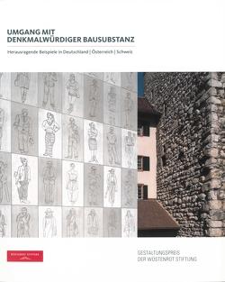 Umgang mit denkmalwürdiger Bausubstanz von Hartmann,  René, Krämer,  Stefan