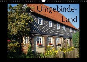 Umgebind-Land (Wandkalender 2018 DIN A3 quer) von Flori0