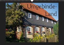 Umgebind-Land (Wandkalender 2019 DIN A3 quer) von Flori0