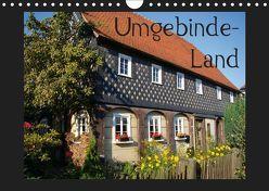 Umgebind-Land (Wandkalender 2019 DIN A4 quer) von Flori0