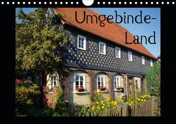 Umgebind-Land (Wandkalender 2021 DIN A4 quer) von Flori0