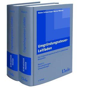 Umgründungssteuer-Leitfaden von Schwarzinger,  Walter, Wiesner,  Werner