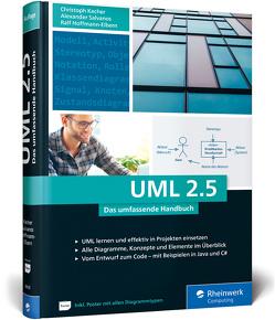 UML 2.5 von Hoffmann-Elbern,  Ralf, Kecher,  Christoph, Salvanos,  Alexander