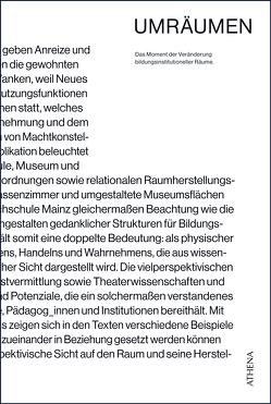 Umräumen von Plegge,  Henrike, Scheffler,  Ina