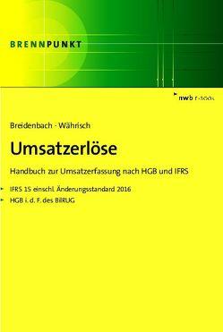 Umsatzerlöse von Breidenbach,  Karin, Währisch,  Michael