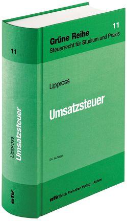 Umsatzsteuer von Lippross,  Otto-Gerd