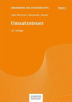 Umsatzsteuer von Meissner,  Gabi, Neeser,  Alexander