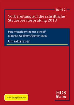 Umsatzsteuer von Goldhorn,  Matthias, Maus,  Günter, Mutschler,  Ingo, Scheel,  Thomas